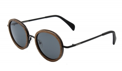 "AMBA ""WALNUT Wood Sunglasses"""