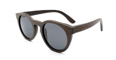 "DARK LANEA (Bamboo Sunglasses) ""Black"""
