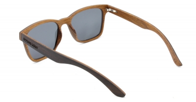 "KOA ""Brown"" Wood Sunglasses"