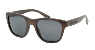 "ANELA (Ebony wood) Sunglasses ""Black"""