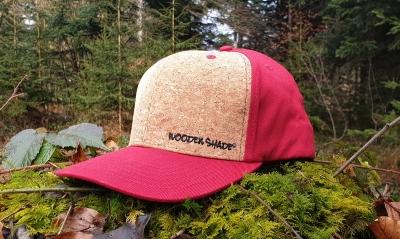 "CORK CAP Snapback ""Red"""