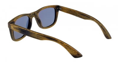 "LIKO Vintage ""Gold"" - Bamboo Sunglasses"