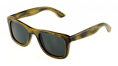 "KALEA (Vintage Edition) ""Black"" - Bamboo Sunglasses"