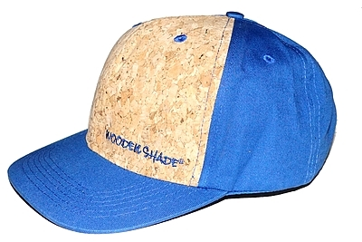 "CORK CAP ""Blue"""