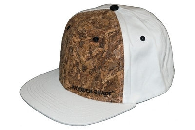 "CORK CAP Flexfit ""White"""