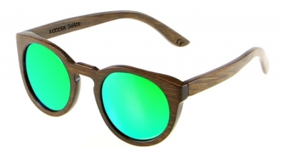 "DARK LANEA (Bamboo Sunglasses) ""Green"""