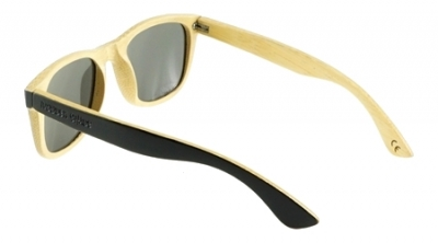 "LIKO Keanu Edition ""Black"" - Bamboo Sunglasses"