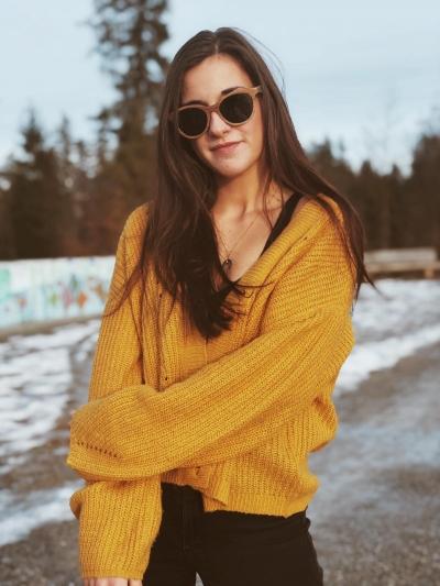 """SIVA Walnut Wood Sunglasses """"Black"""""""