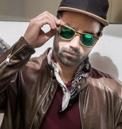 "KALEA (Vintage Edition) ""Green"" - Bamboo Sunglasses"