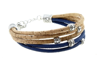 cork bracelet #2