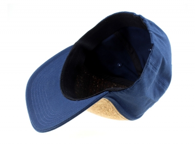 "KORK CAP Flexfit ""Navy Blue"""