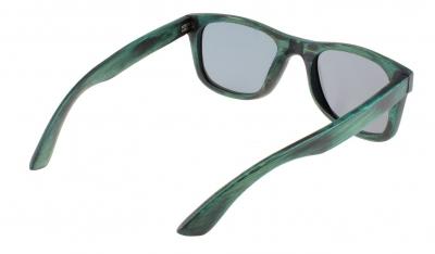 """LIKO Vintage EVO """"Black"""" - Bambus Sonnenbrille"""