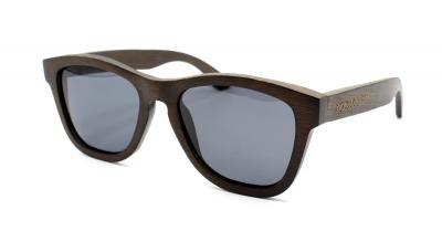 """KARUNA Bambus Sonnenbrille """"Schwarz"""""""