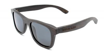 "KEIKI Bamboo Sunglasses ""Brown"""