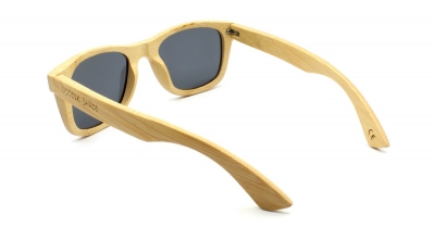 "LIKO Natural ""Brown"" - Bamboo Sunglasses"