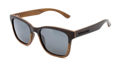 "KOA ""Black"" Wood Sunglasses"