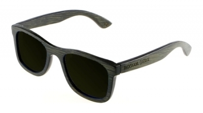"KALEA (BLACK EDITION) ""Black"" - Bamboo Sunglasses"