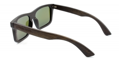 "LONO ""Black"" - Bamboo Sunglasses"