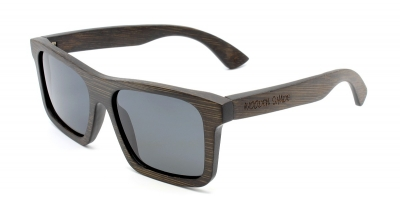 "LONO ""Black"" - Bamboo Sunglasses"