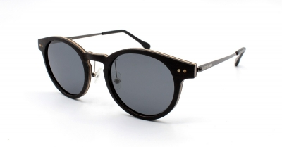 "MAYA Special Edition #3 Wood Sunglasses ""Black"""