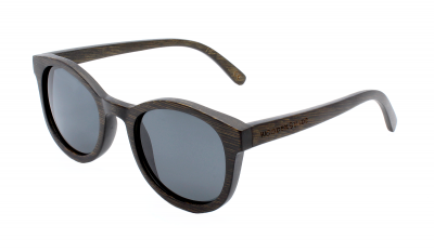 "KEOLA (Bamboo) Sunglasses ""Black"""
