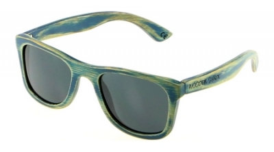 "KALEA (SAMOA Edition) ""Black"" - Bamboo Sunglasses"