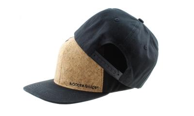 "KORK CAP Snapback ""Black"""