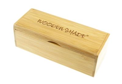 Bambus Holzbox Etui