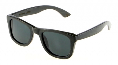 "LIKO (BLACK EDITION) ""Black"" - Bamboo Sunglasses"