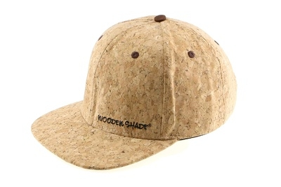 "FULL CORK CAP ""Brown"""