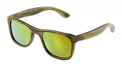 "KALEA (Vintage Edition) ""Gold"" - Bamboo Sunglasses"