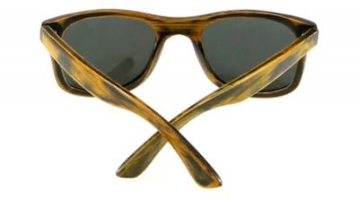 "KALEA (Vintage Edition) ""Blue"" - Bamboo Sunglasses"