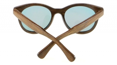 "SIVA Bamboo Sunglasses ""Black"""