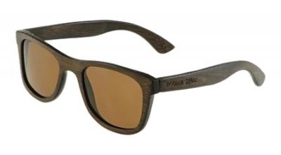 "KALEA ""Braun"" - Bambus Sonnenbrille"