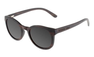 "KEOLA (Ebony wood) Sunglasses ""Black"""
