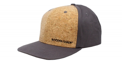 "CORK CAP Snapback ""Grey"""