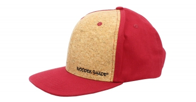 "CORK CAP Snapback ""Red"""