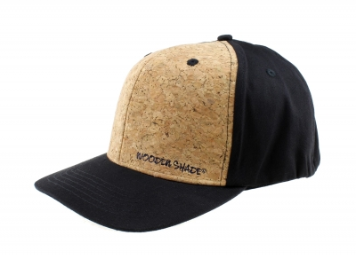 "CORK CAP Flexfit ""Black"""
