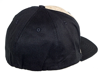 "KORK CAP Flexfit ""Black"" (Small Size)"