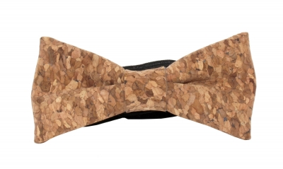 Cork Bow Tie (#5 rustic Design)