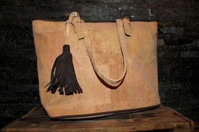 "Cork Bag ""Riyana"""