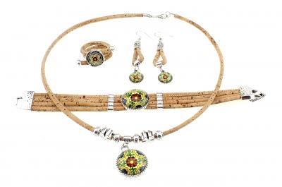 cork jewelery #1