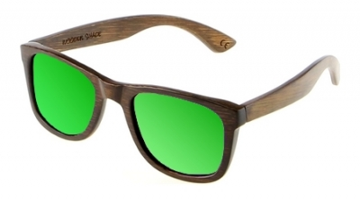 "LIKO ""Green"" - Bamboo Sunglasses"