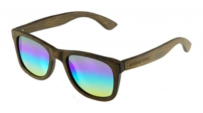 "LIKO ""Rainbow"" - Bamboo sunglasses"