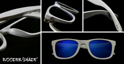 "LIKO (WHITE EDITION) ""Blue"""