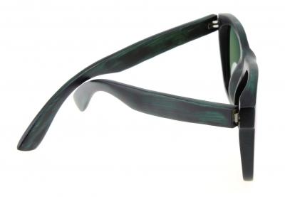 "LIKO Vintage EVO ""Black"" - Bamboo Sunglasses"