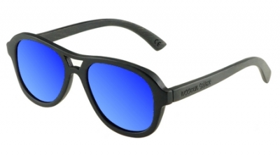 "WAYAN BLACK BAMBOO ""Blue"""