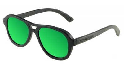 "WAYAN BLACK BAMBOO ""Green"""