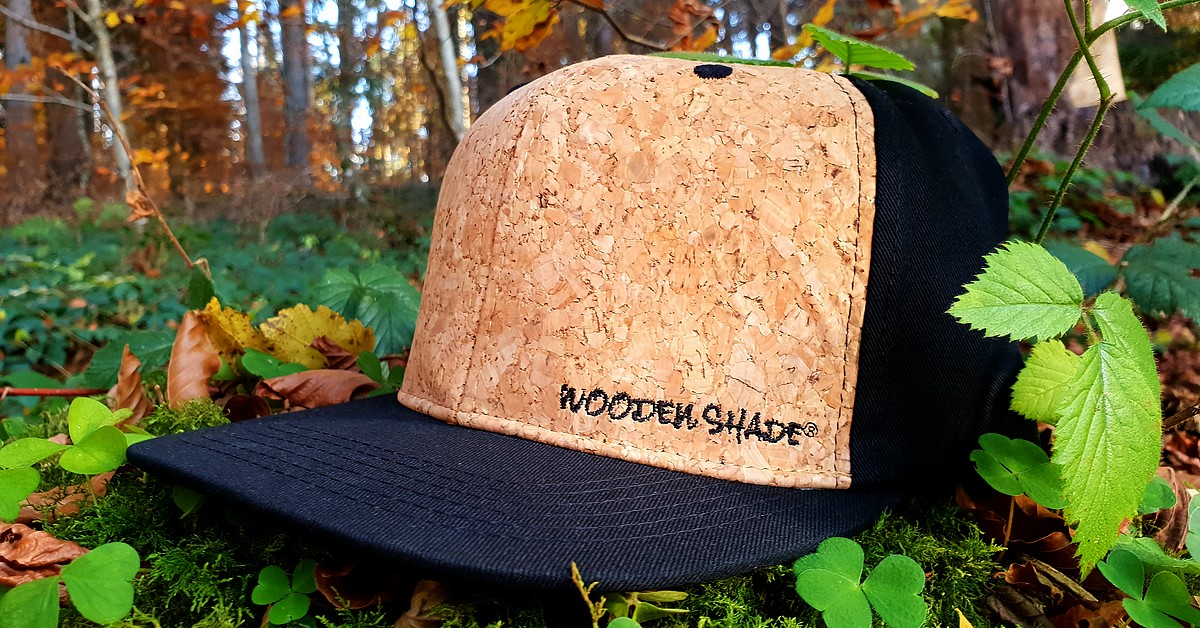 black beauty wooden shade kork baseball cap cork caps