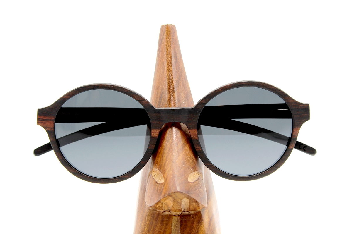 Sarita Damen Holz Sonnenbrille Women Wood Sunglasses WOODEN SHADE